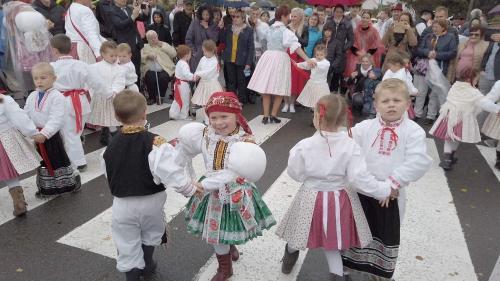 Slovácké hody s právem 2019