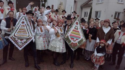 Slovácké hody s právem v Medlovicích
