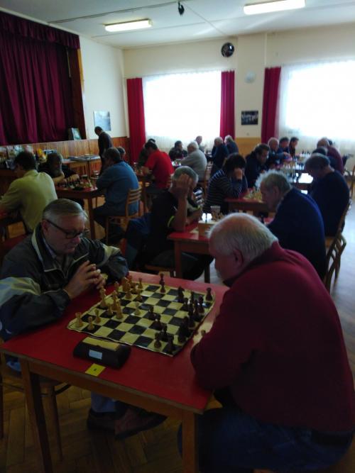 Šachový turnaj o pohár starostky 2019