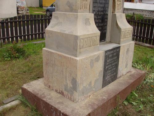 Památník T. G. Masaryka opraven