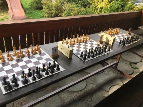 Šachový turnaj o pohár starostky obce 2021