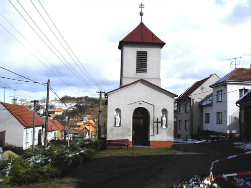 Kaple sv.Anny